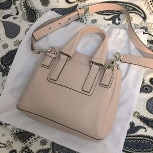 2f046a20cb Givenchy Bags | Mini Pandora Shoulder Bag Baby Pink | Poshmark